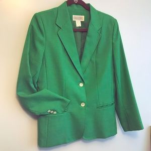 SPRING green Anderson Little blazer